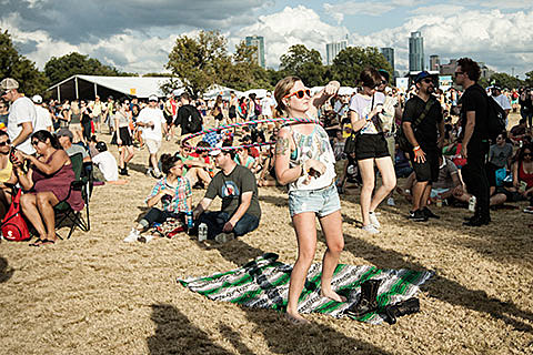 ACL Festival - Week 2 - Day 1 - 10/11/2013