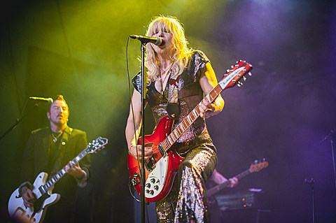Courtney Love & Starred @ Emo's East - 8/3/2013