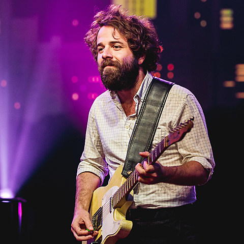 Dawes taping for Austin City Limits - 8/25/2013