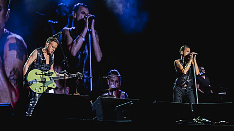 Depeche Mode @ ACL Music Festival - 10/4/2013