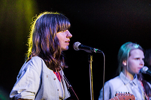 Eleanor Friedberger @ The Parish - 6/21/2013