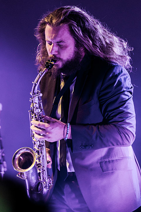 Jim James @ Stubb's - 5/6/2013