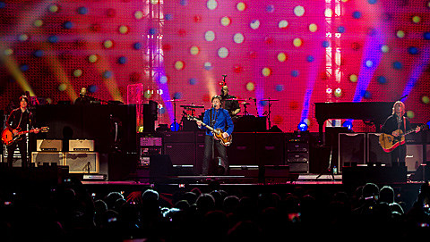 Paul McCartney @ The Frank Erwin Center - 5/23/2013