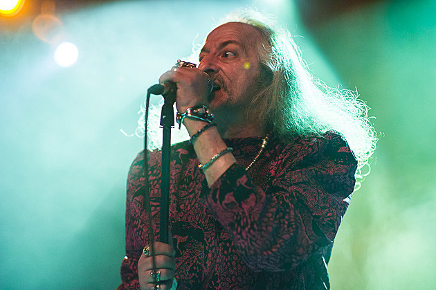Pentagram & Ancient Wisdom @ Emo's East - 8/2/2013