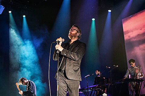The National - Night 2 @ The Moody Theater w/ Warpaint - 4/22/2014