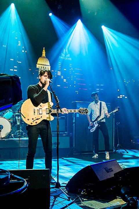 Vampire Weekend @ The Moody Theater - 3/17/2013