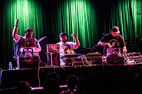 A Tribe Called Red @ Music Hall of Williamsburg - 7/23/2013