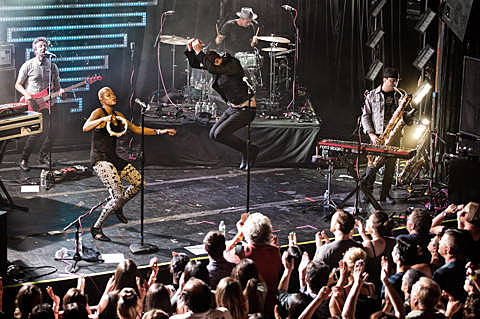 Fitz and the Tantrums @ Irving Plaza - 6/30/2013