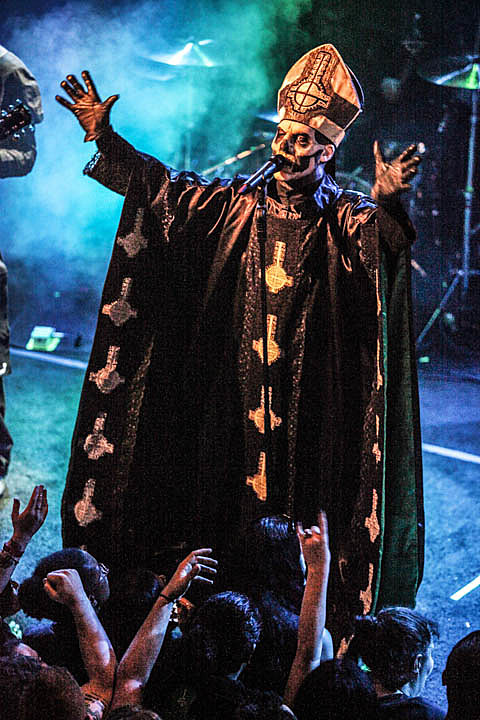 Ghost BC @ Music Hall of Williamsburg - 7/28/2013