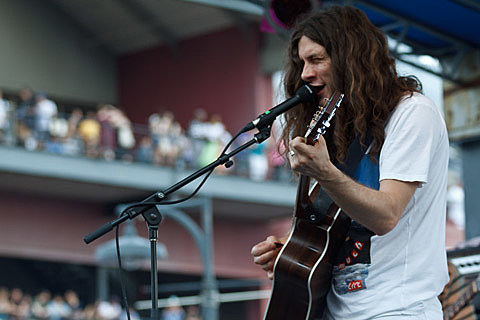Kurt Vile and The Violators @ 4KNOTS Festival - 6/28/2013