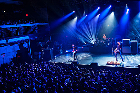 Placebo & Jesca Hoop @ Terminal 5 - 10/15/2013