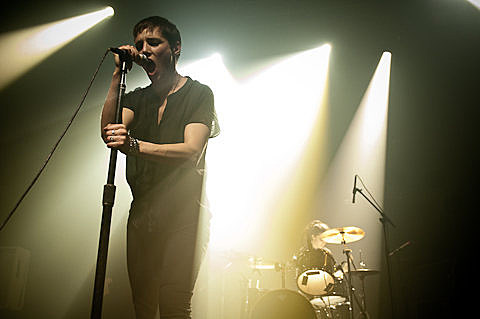 Savages @ Webster Hall - 7/11/2013