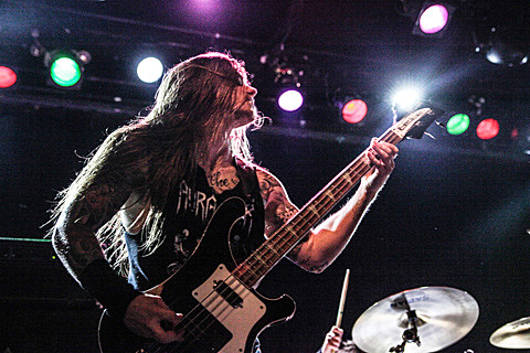 Skeletonwitch @ Music Hall of Williamsburg - 7/28/2013