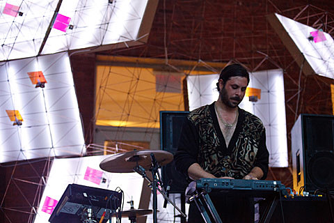 Warm Up MoMA @ PS1 - 8/31/3013