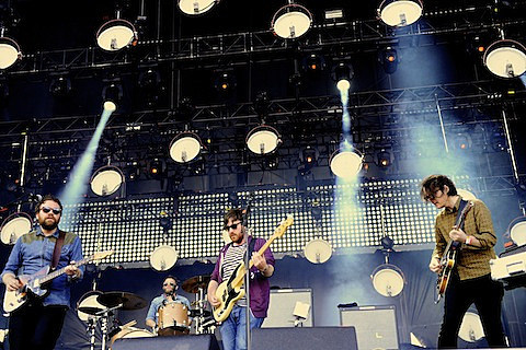 Osheaga Day 3 - 8/4/2013