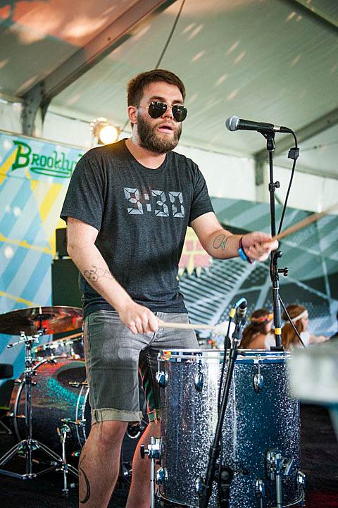 BrooklynVegan Soundwave Tent @ Lollapalooza 2013