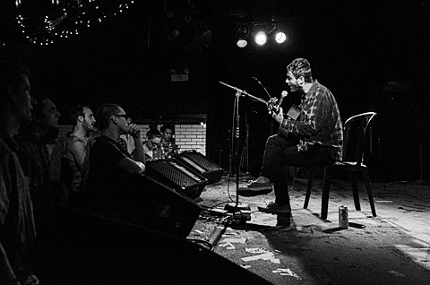 Owen @ Beat Kitchen - 6/29/2013