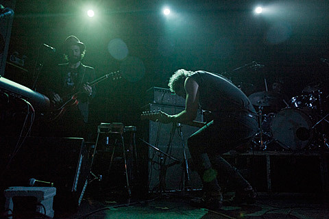 Phosphorescent, Indians @ Metro - 9/21/2013