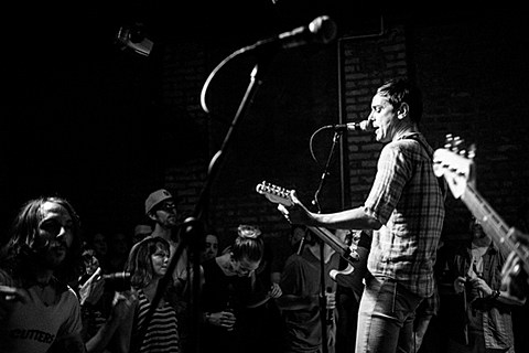 The Thermals, Heliotropes, Aye Nako @ Ultra Lounge - 8/2/2013