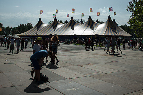 Rock Werchter Day 1 - 6/28/2012