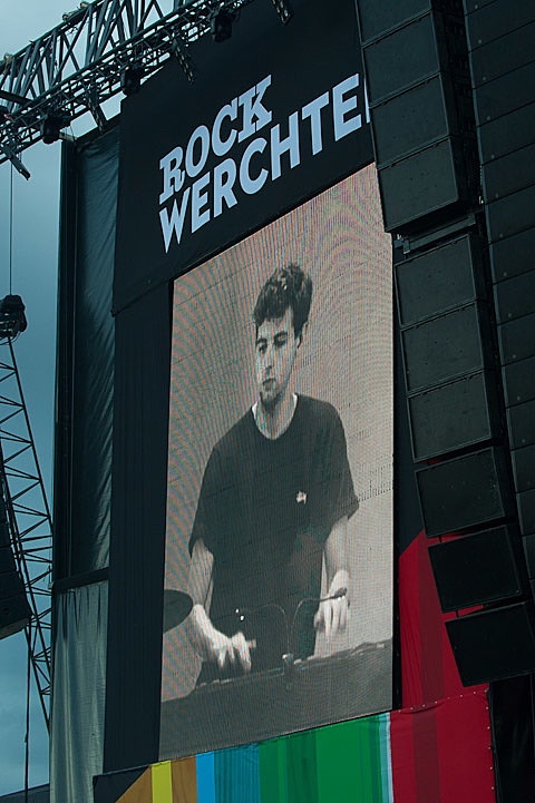 Rock Werchter Day 3 - 6/30/2012