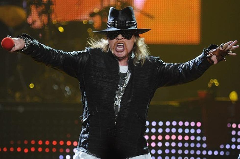Guns N' Roses New Song 'Going Down' Leaks to YouTube [VIDEO]