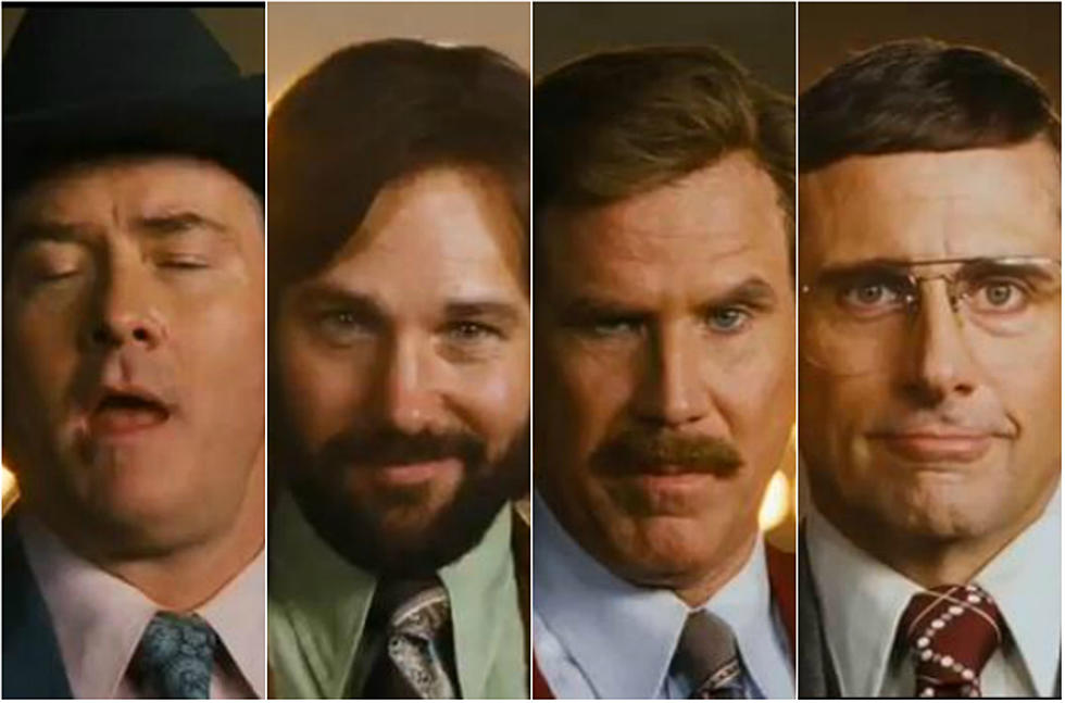 The Channel 4 News Team is Back in 'Anchorman 2: The Legend