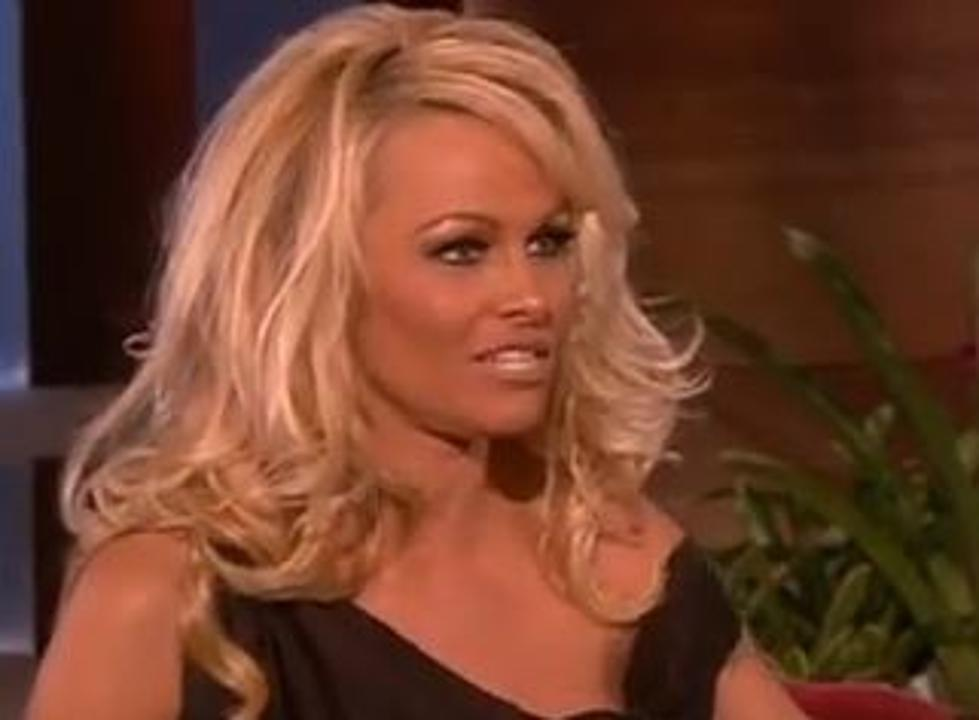 Pamela Anderson Reveals Shockingly Short New Hairstyle Video