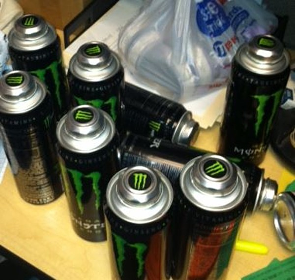 Energy Drinks Contain Ingredients From Bull Semen And