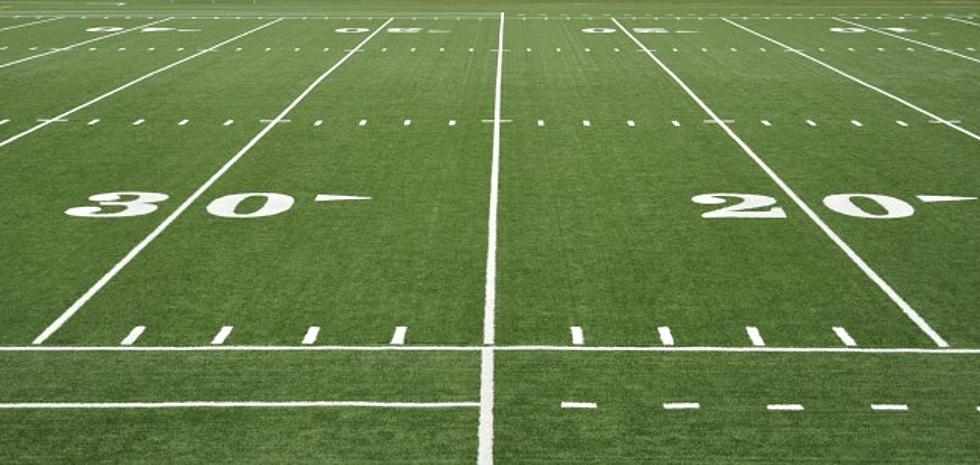 Vandals Use Weed Killer To Draw Penis On Michigan Football Field