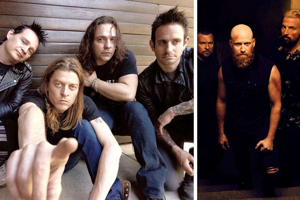 Puddle of Mudd, RED, and Michigan Stage Added to Loudwire