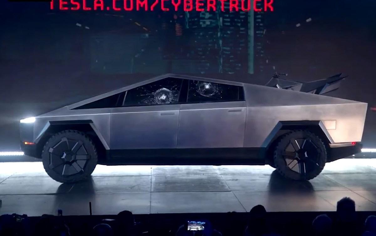 Tesla's New Detroit-Built Electric 'Cybertruck' is the ...