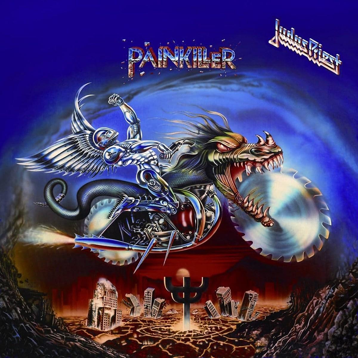 "Man and Machine: The Making of Judas Priest's ""Painkiller,"" with Scott Travis and Attie Bauw"