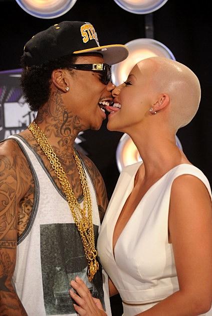 hvor lenge har Amber Rose og Wiz Khalifa vært dating 13 måter du vet du er dating en mann