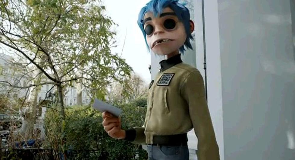 Gorillaz – 'Do Ya Thing' With Andre 3000 + Chuck Taylor