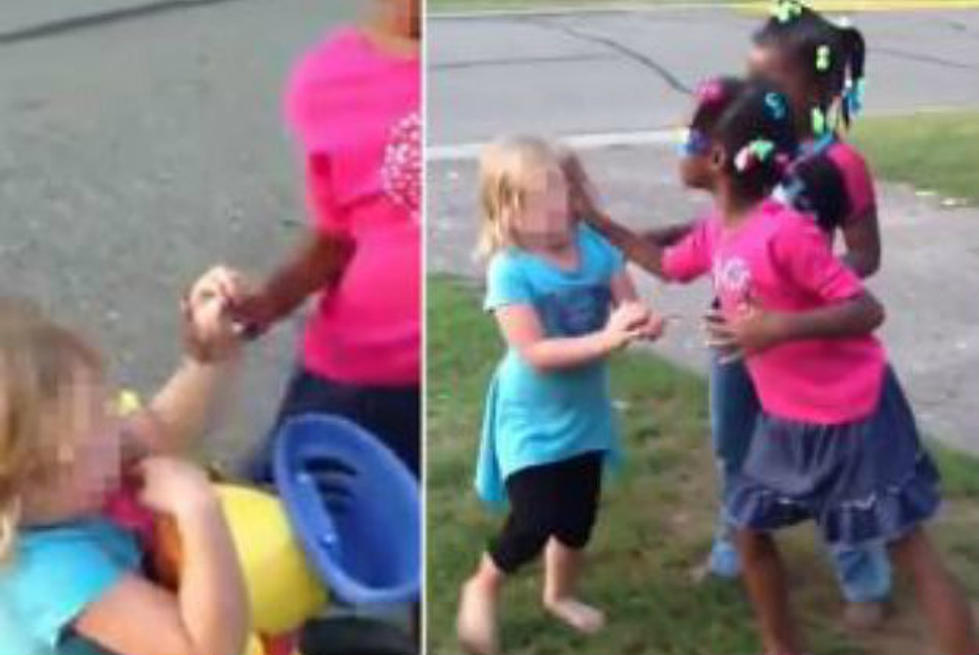Video Of 3 Black Kids Bullying A White Toddler Ends With A