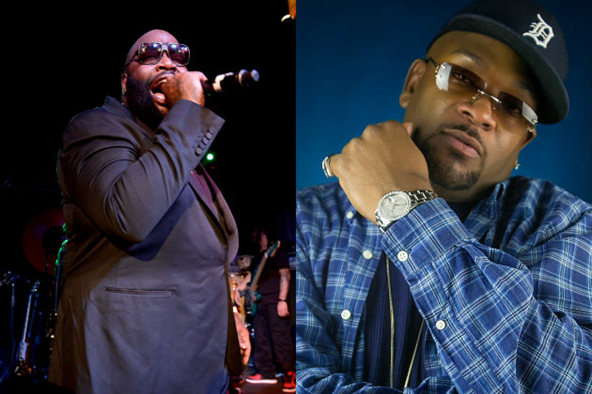 Rick Ross Bails On Detroit Due To Trick Trick's No Fly Zone
