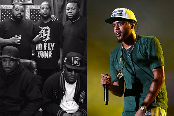 Did Trick Trick Put J Cole In The Detroit 'No Fly Zone'