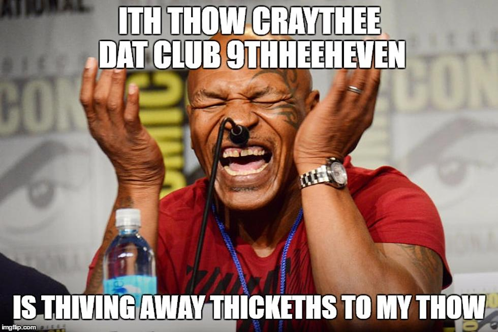Win Tickets To See Mike Tyson With The Tyson Meme Challenge