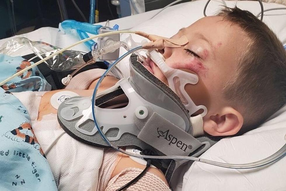 Davison Family Fighting To Save 5-Year-Old Sons Life