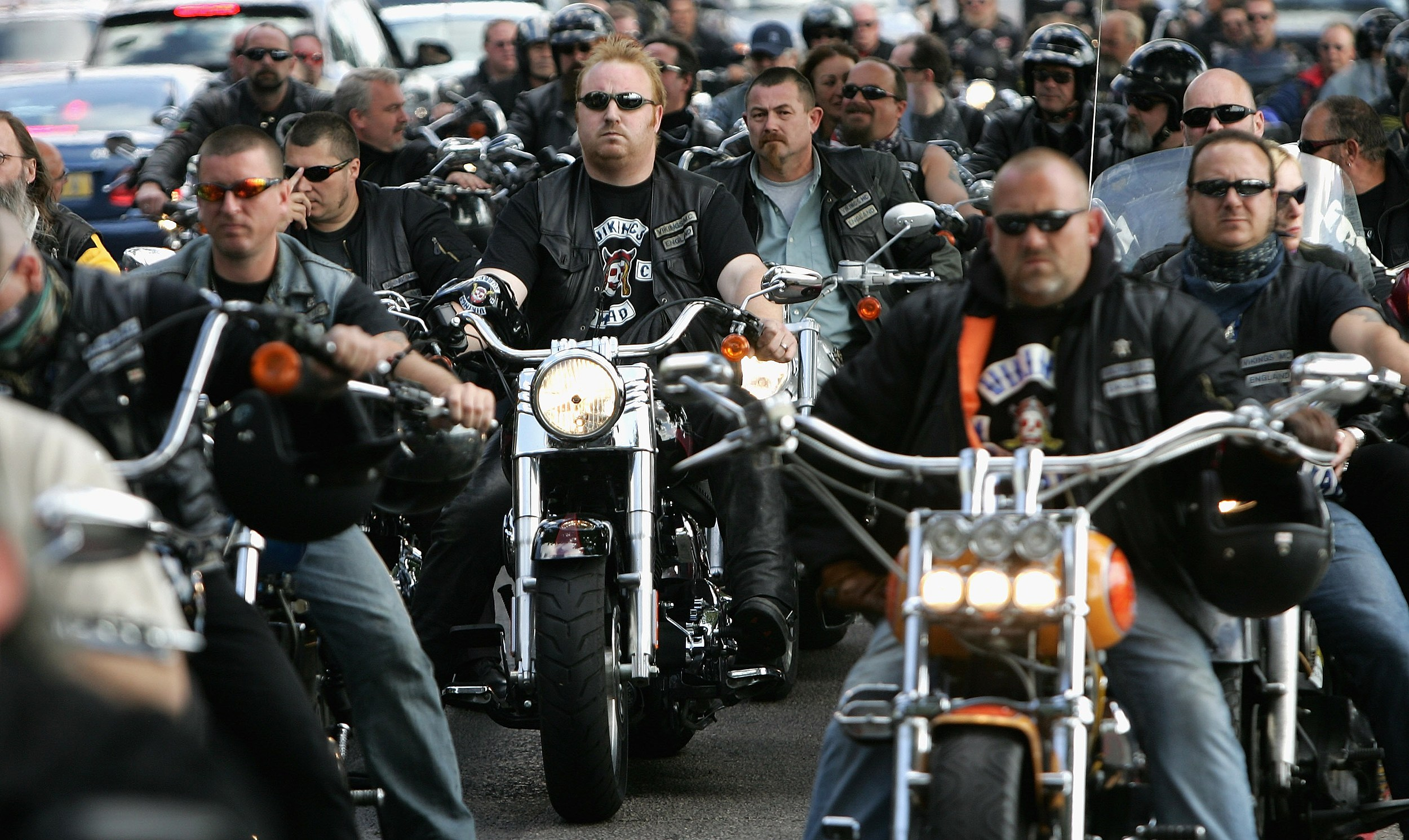 6 Hells Angels Accused of Selling Drugs in the Hudson Valley
