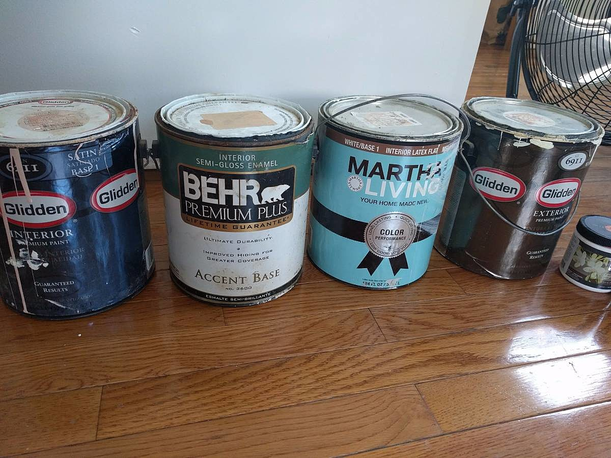 Used Paint Up For Adoption in Beacon (Free To a Good Home)
