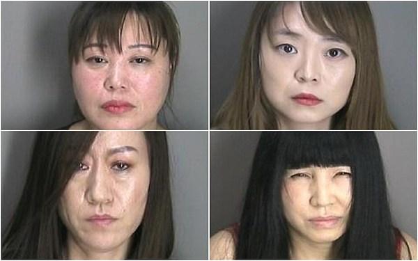 Illegal massage parlor-5492
