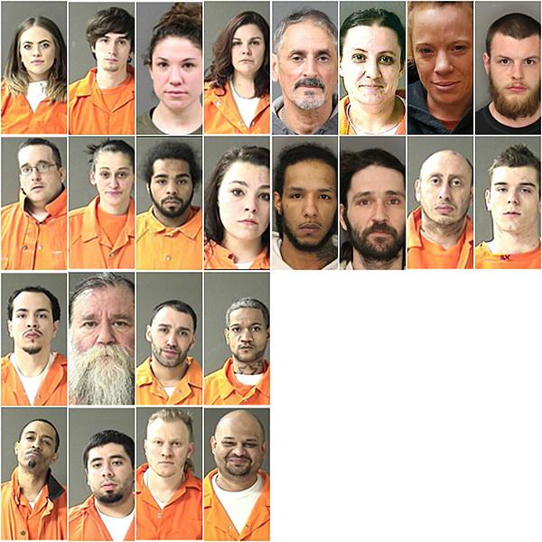 DA: 28 Arrested During Hudson Valley Drug Sale Investigations
