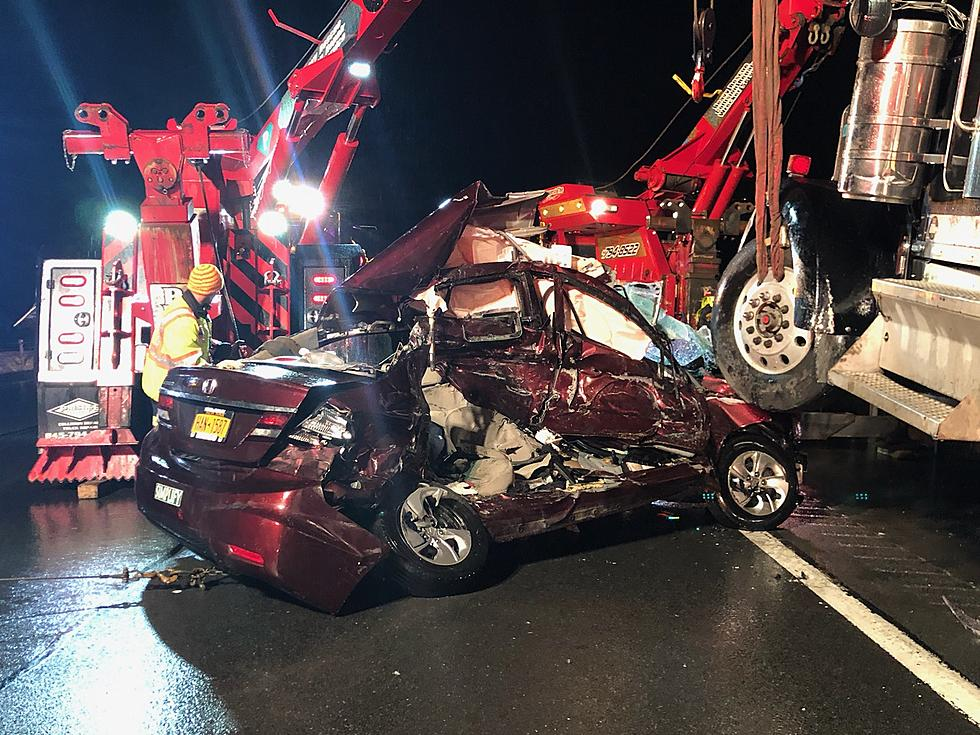 Hudson Valley Woman Killed in Crash With Tractor-Trailer