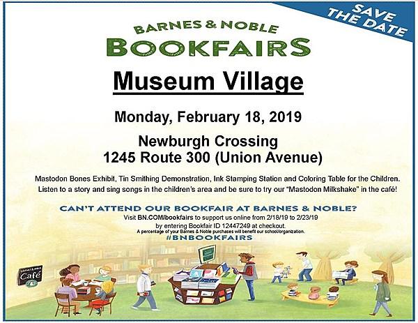 Newburgh Barnes Amp Noble Book Fair