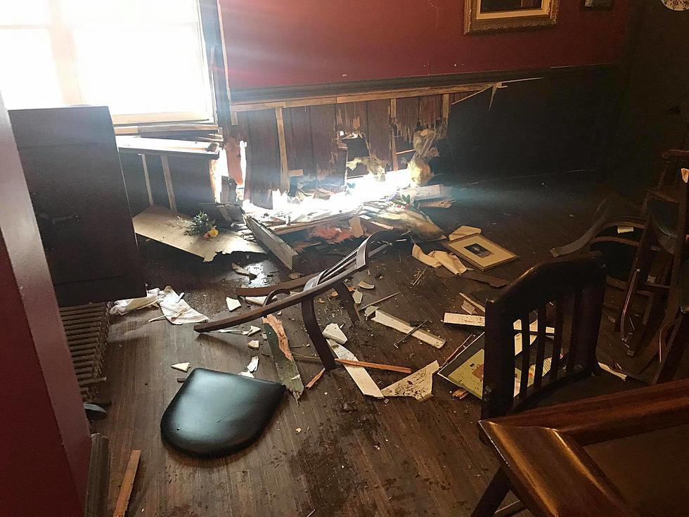 Man Allegedly on Heroin Crashes into Hudson Valley Restaurant