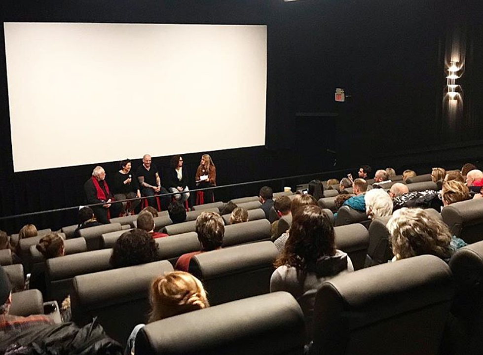 New Movie Theater Opens in the Hudson Valley