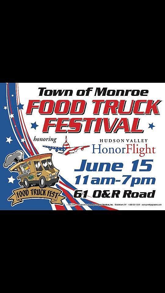 Monroe Food Truck Festival