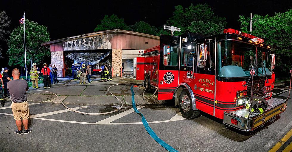 Hudson Valley Firehouse Destroyed in Fire, You Can Help